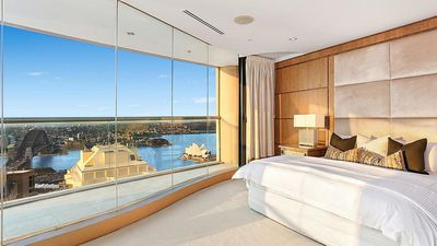 The views from this Sydney penthouse almost justify the $21 million price tag