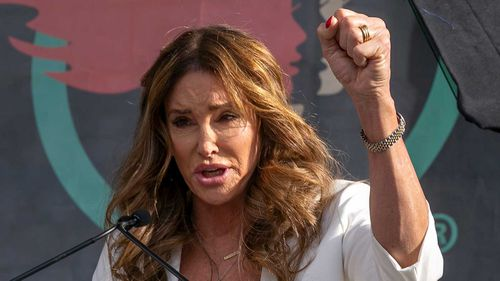 Caitlyn Jenner is running for Governor of California.