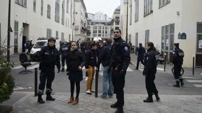 The attack took place at a time of heightened fears in France and other European capitals over fallout from the wars in Iraq and Syria, where hundreds of European citizens have gone to fight alongside the radical Islamic State group. (Getty Images)