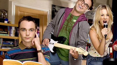 Big Bang Theory stars score big pay rises