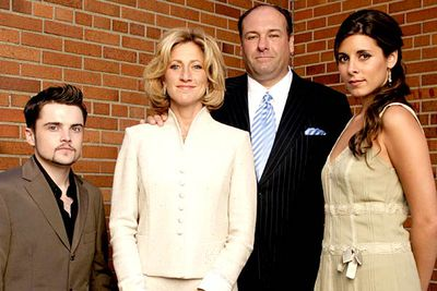 "<b>Who are they?</b> New Jersey mob boss Tony Soprano is technically part of a very large ""family"", but the important members are wife Carmella, foxy daughter Meadow and slacker son Anthony Jr (AJ). Also making it in is Tony's nephew, wiseguy Chris.<br/><br/><b>Why they're so awesome:</b> Ignoring the Mafia issue, these guys all pretty much hate each other — just like a real family!<br/><br/><b>Rival clan:</b> The Morgans (<em>Dexter</em>). Working on the other side of the law, justice-seeking serial killer Dexter and his sister Debra are members of the Miami Metro police department. Tony Soprano might be in a spot of trouble if he ever comes to Dexter's attention..."