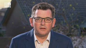 'We will be able to contain this': Andrews confident about Victoria's roadmap