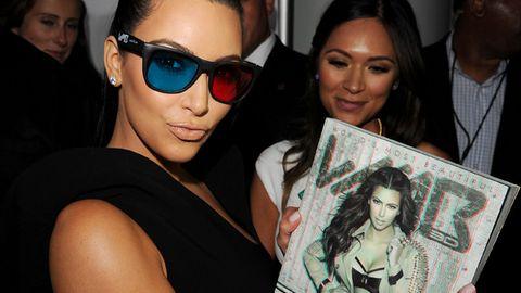 Kim Kardashian immortalised in 3D