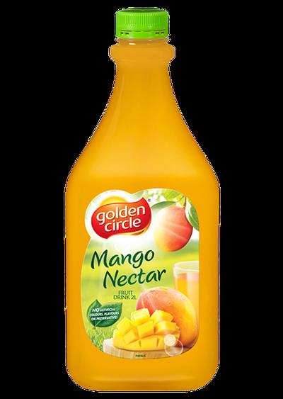 <strong>Golden Circle Mango Nectar = 11.7 grams of sugar per 100ml</strong>
