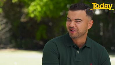 Guy Sebastian's new album 'T.R.U.T.H' features a number of chart-toppers,  including the hit singles 'Before I Go' and 'Choir'.