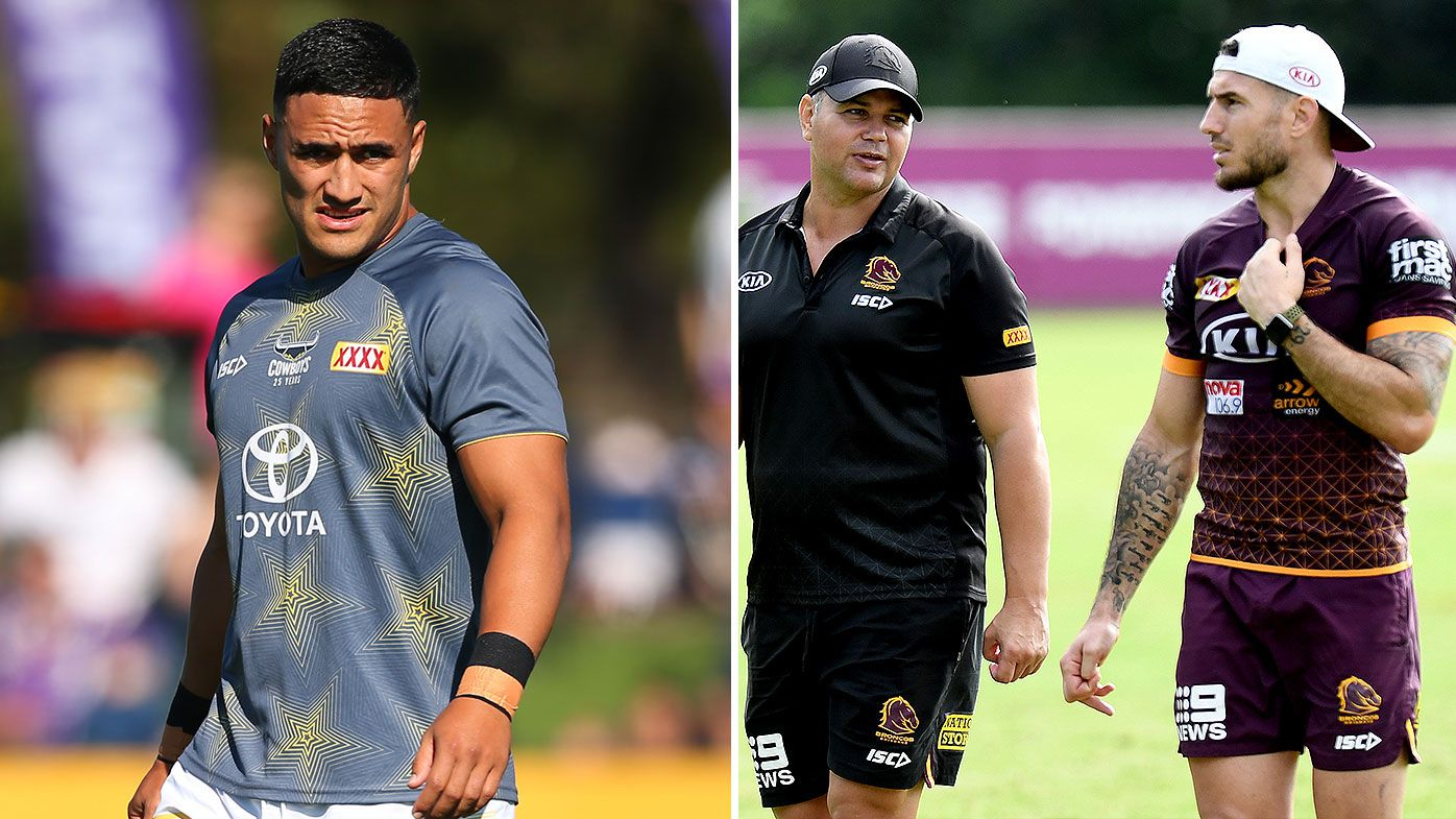 NRL Round 9 team lists: Broncos stubbornly ignore critics, Young gun takes Val's spot, Roosters rest skipper Cordner