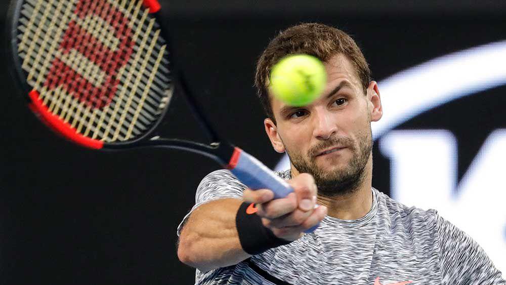 Grigor Dimitrov ends Istomin's Open run