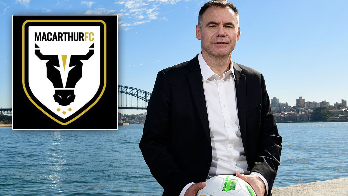 Matildas coach Ante Milicic announced as gaffer of new A-League team Macarthur FC