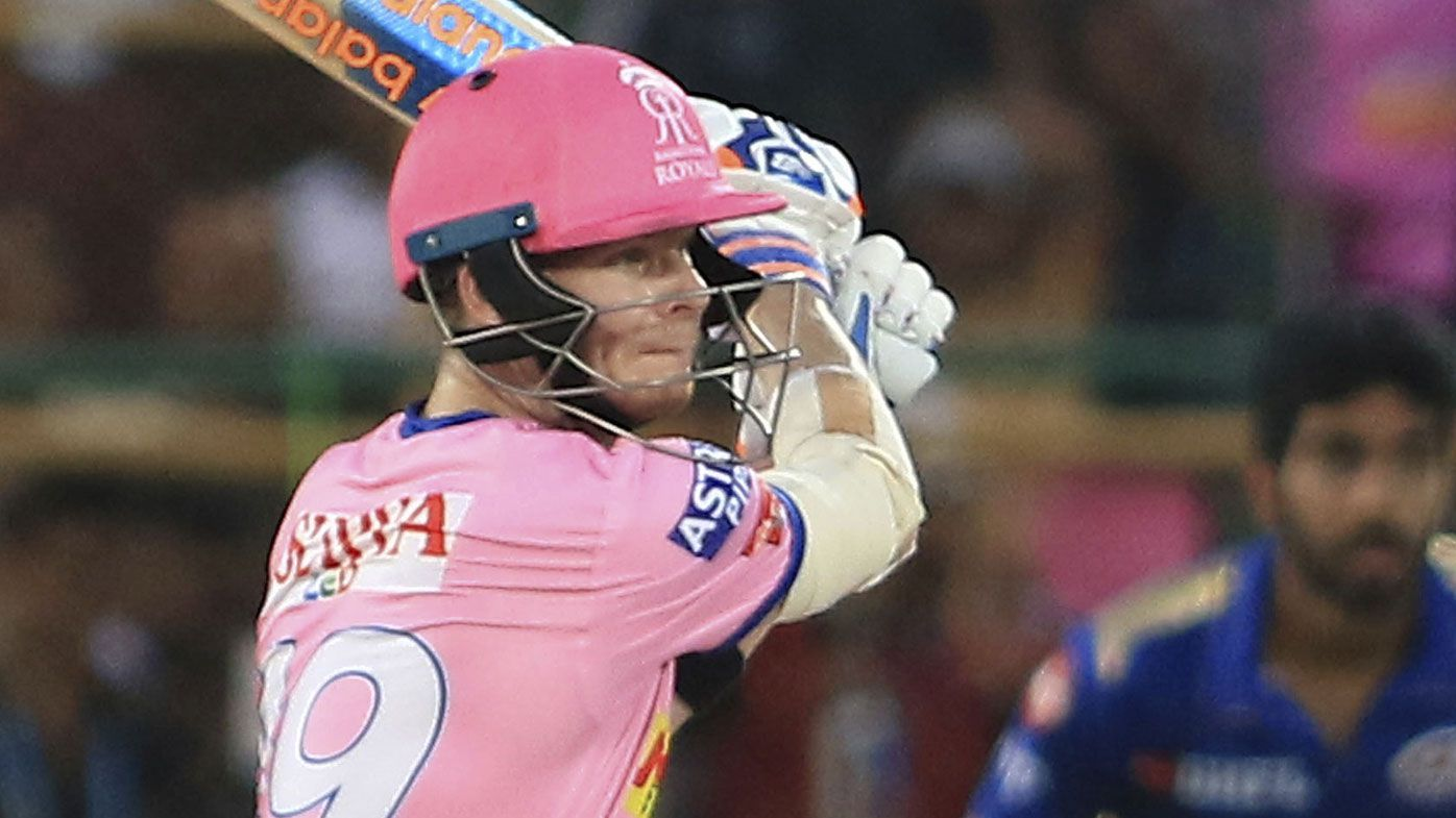 Steve Smith shakes off concussion concerns with 69 for Rajasthan in IPL victory