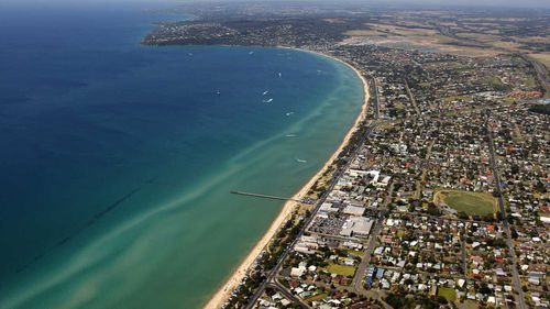 Dromana is a small town on the Mornington Peninsula, south of Melbourne.