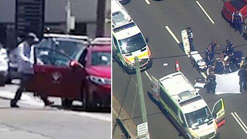 Man goes on crime spree across Sydney