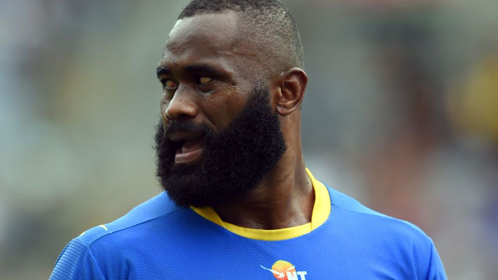 Radradra back to Eels training amid drama
