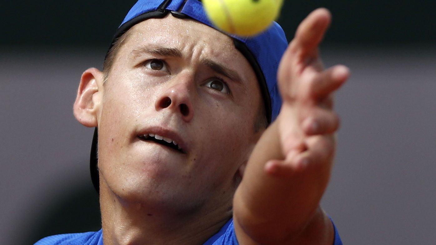 Dispirited Alex de Minaur downed at Queen's in blow to Wimbledon campaign
