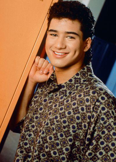 Mario Lopez as A.C. Slater