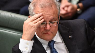 Lewd song blasts on Morrison's website after $50 mistake