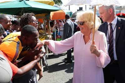 The Duchess of Cornwall's Caribbean visit, March 2019