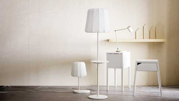 IKEA drops wireless charging furniture range