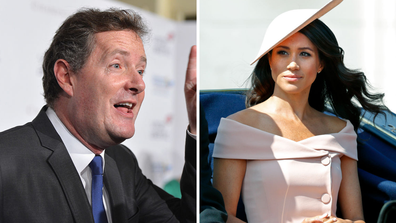 Piers Morgan has issued another scathing attack on the Duchess of Sussex.