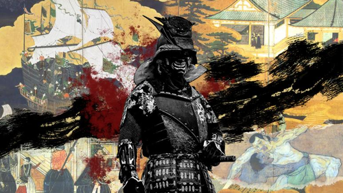 Yasuke went from slave to samurai and a legendary black warrior in feudal Japan in the 1500s.