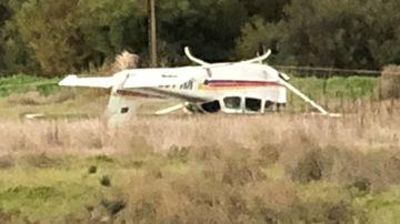Transport bureau to investigate light plane crash