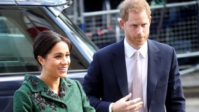 Prince Harry and Meghan Markle are planning their trip to Africa.