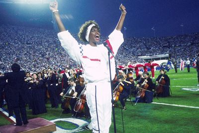 "In late 1987, Whitney released her second album – 'Whitney' – which sold 20 million copies worldwide. In 1991, she performed  ""The Star Spangled Banner"" at Super Bowl. The rendition was such a hit, it was released as a commercial single.<p>"