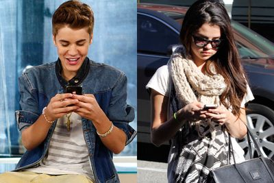 """That's not how to speak to a lady!? Days after his Calabasas house-raid, nasty texts to ex Selena Gomez were leaked to the media... cover your eyes Beliebers! <br/>With the pint-sized pop star kicking off the convo by begging for Selena back, the former Disney star snaps: """"I don't buy that bulls--- anymore. I was honest with you and I gave you a second chance. All my friends were right, you're such an a------. U r a drug addict. U need help."""" <br/>How did JB respond to the rejection? With a penis pic and a few pretty bad insults. Including the one where he tells Selena to """"go f--- someone else and keep that talentless p---- away from him."""" Nice."""