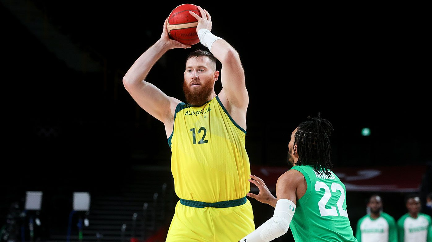 Tokyo Olympics 2021: NBA star Aron Baynes ruled out of Boomers Olympic campaign