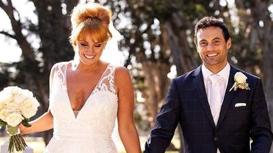 Jules getting married on MAFS