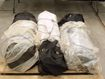 Inside New Zealand Customs discovered five large duffle bags containing approximately 190 kilograms of cocaine.