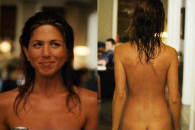 Front and back Jen in 2006's <i>The Break-Up</i>