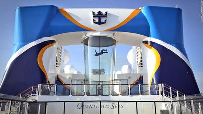 High seas thrills: Crazy things you won't believe you can do on a cruise ship