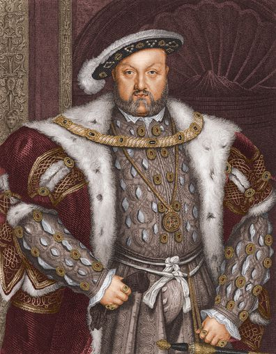 Inside the marriage of King Henry VIII and his third, and favourite, wife Jane Seymour