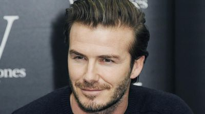 <p>For men, just average lips will do, again as per David Beckham. </p><p></p>