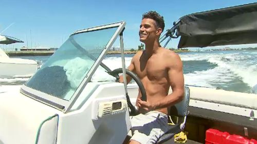 Research has revealed many boat owners barely use their vessels. (9NEWS)