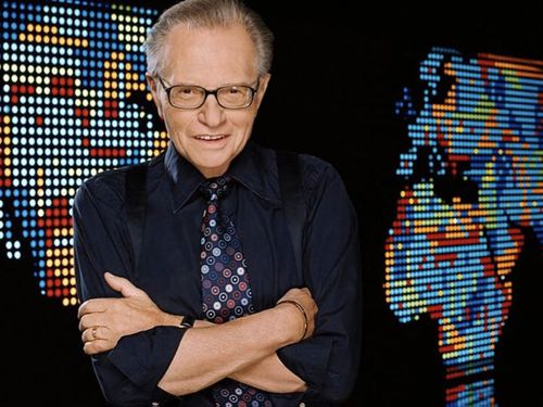 Larry King dies, aged 87