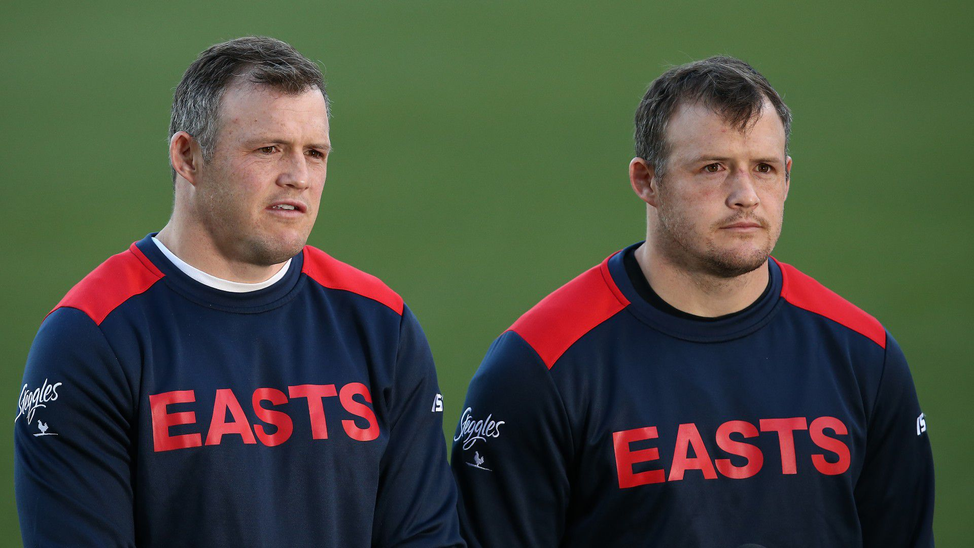 Departing Sydney Roosters Brett and Josh Morris pay emotional tributes to each other's careers