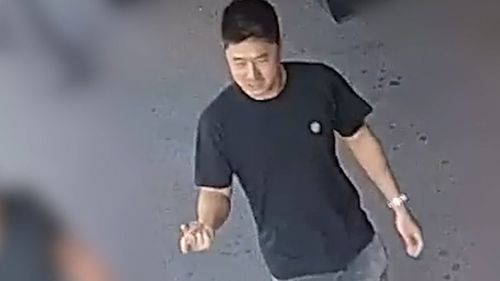 NSW Police have released CCTV after a glassing in Haymarket.