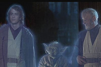 The editing in of new actors into the ghost scene in <i>Return of the Jedi </i>may have seemed like a good idea at the time, but for fans it was pointless and unintentionally hilarious!