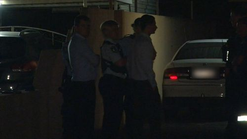 Police were called to the Emu Plains home about midnight. (9NEWS)