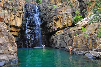 Southern Rockhole in Nitmiluk National Park, Northern Territory