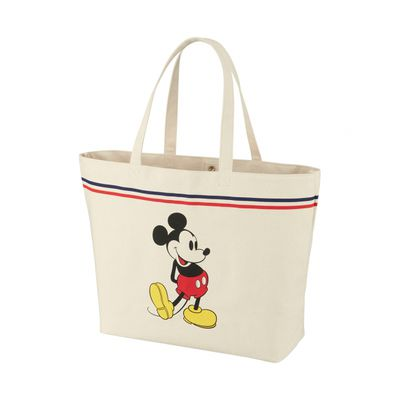 "Disney Project Tote Bag, $19.90 at <a href=""http://www.uniqlo.com/au/store/disney-project-tote-bag-1719660002.html#colorSelect"">Uniqlo</a>"
