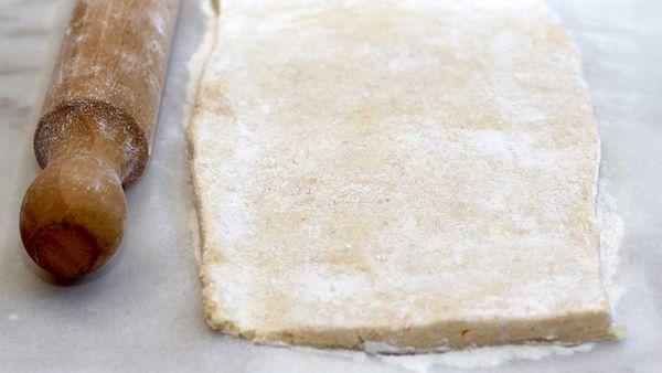 Gluten free shortcrust pastry recipe
