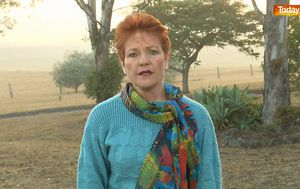 Pauline Hanson refuses to back government's proposed $158b income tax cuts plan