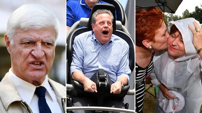 Politician whoopsies: Election bloopers mean Katter's not alone