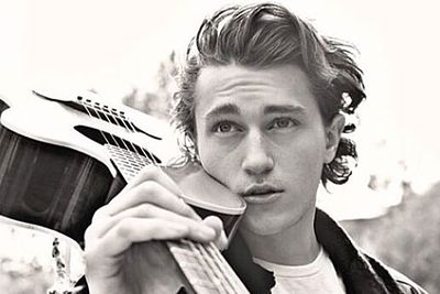 We could spend hours staring at the selfies on this 20-year-old model-actor-musician's Instagram page.