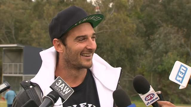 Watson confirms AFL return for Essendon