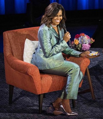 Michelle Obama's best style moments during the European tour for her