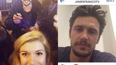 Leaked! James Franco's alleged hook-up attempt with 17-year-old through Instagram