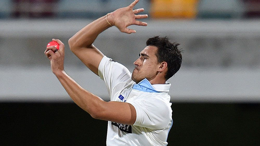 Mitchell Starc and the Australian attack hold no fears for the Proteas. (AAP)